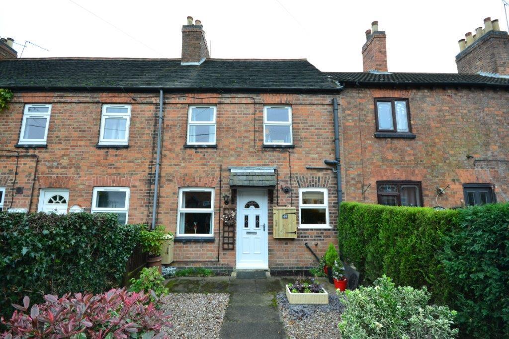 2 Bedrooms Town House for sale in Battram Road, Ellistown, Coalville